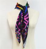 Cheap Custom fashion Design Print Turkey Polyester Scarf