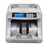 Factory Big LCD Money Cash Banknote Detector Billcounter Machine