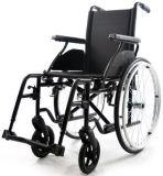 Preferential Price Safe Adjustable Manual Wheelchair Aluminium