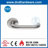 Fire Rated Hollow Metal Door Lever Handle Door Hardware