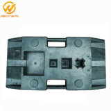 Durable Rubber Base for Sign Plate Rubber Base Weight Recycled Rubber Base
