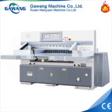 Cheap Electric High Cutting-Speed Industrial Grade Office Paper Cutter/Guillotine Cutting Machine