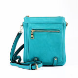 Fashion Lady PU Designer Cross-Body Bag (MBNO037117)