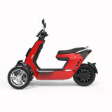 V28 EEC 2000W Self-Balancing Electric Scooter Three Wheel Electric Vehicle for Adult