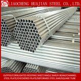 Q195 Black Galvanized Welded Round Square Carbon ERW Steel Pipe for Furniture