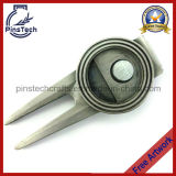 Magnetic Divot Tool with Customized Ball Marker