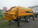 2012 Used Zoomlion Hbt80-18-132su Trailer Pump