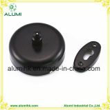 New Design Black Retractable Round Stainless Steel Cloth Line
