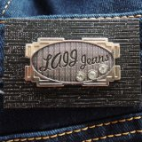 Fashion Jeans Leather Patch for Jeans (DTLC318/13)