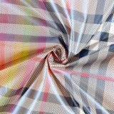 Polyester Woven Printed Plain Ripstop Nylon Taffeta for Garment Lining Jacket Fabric