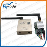 E13 Powerful Mini 5.8g 200MW Wireless AV Tx&Rx (kit) with CE Certificate for RC Car (TX5802+RC306)