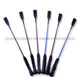 OEM High Quality 66cm PC Leather Equestrian Horse Whip