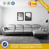 Modern Wooden Corner Leather Sofa (HX-8NR2149)