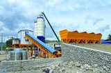 Construction Machine Cement Concrete Mixing Batching Plant