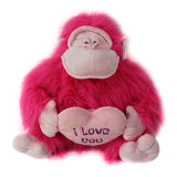 High Quality Stuffed Soft Furry Gorilla Plush Toys