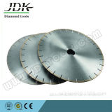 350mm Fish Hook Laser Welding Saw Blade for Ceramic Cutting