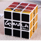 3X3 Fiber Stickers 6 Panel Full Custom Magic Cubes