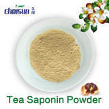 Natural Nonionic Surfactant Tea Saponin Powder Camellia Seeds Extract for Agriculture