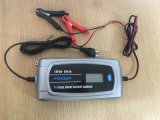 8A/4A 12V/4V LCD Screen Battery Charger