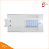 6W-120W All in One Integrated Solar Street Light