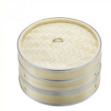 China Made High Quality 100% Natural Small Bamboo Steamer