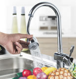 ABS 360 Adjustable Kitchen Faucet Sprayer Spout Head with Aerator