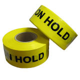 PE Warning Tape for Custom Safety Protective Tape