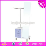 Wholesale New Design Modern Wooden Mirrored Bedroom Furniture W08h080