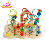 New Hottest Activity Play Wooden Baby Girl Toys for Christmas Gifts W11b164