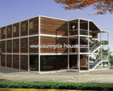 New Arrival Luxury Prefabricated Container Hotel Favorable Price for Sale