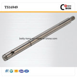 Knurling Shaft