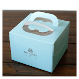 Cake Box Cupcake Box with Clear Window and Handle