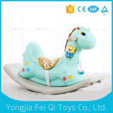 New Design Children Plastic Rocking Horse Toy Indoor Kids Plastic Rocking Horse