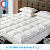 Down Feather Filled Mattress Pad