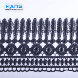 Hans Most Popular and Hot Dress Nylon Lace Fabric