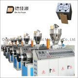 China PVC WPC Wood-Plastic Double-Screw Extruder Plastic Extruder