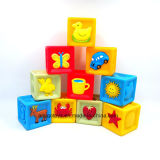 Squishy Plastic Toy Block Set BPA Free