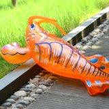 PVC or TPU Inflatable Sea Animal Shrimp Toy
