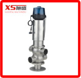 Stainless Steel Aspetic Mixproof Valve with C-Top