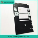 Ink Printing PVC Card Tray for Epson P50 Printer