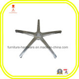 Adjustable Aluminum Office Chair Hardware Parts Base with Best Performance