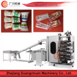 Plastic Yoghurt Milk Cup Six Color Printing Machine