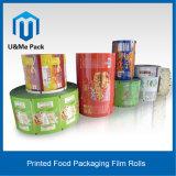 Food Grade Composite Flexible Food Packaging Film Roll