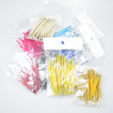 Hot Sale Competitive Price Colorful No Tie Flat U Lace