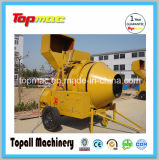 Diesel Engine Self Loading Mobile Concrete Mixer for Sale, Self Loading Mobile Concrete Mixer, Mobile Concrete Mixer
