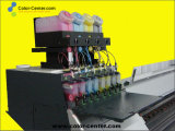 Mutoh Vj1638 Bulk Continuous Ink Supply System 4X8 Refill Ink Cartridge