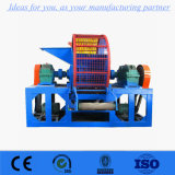 Double Shaft Recycling Tire Shredder for Sale