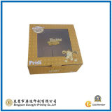 Paper Packaging Box with Window (GJ-Box126)
