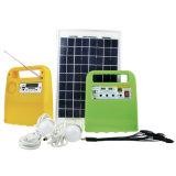 Portable Home Solar LED Lighting System 10W