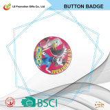 Full Color Printing Tin Button Badge OEM Design Badge Wholesale